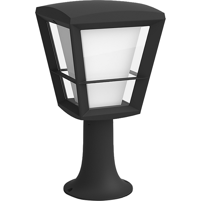 Philips Hue Econic Outdoor Pedestal Light - A+ Rated