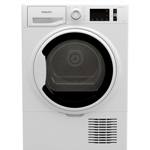 Hotpoint 9kg Freestanding Condenser Tumble Dryer - White