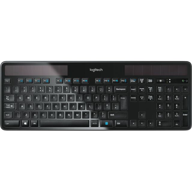 Logitech K750 Keyboard review