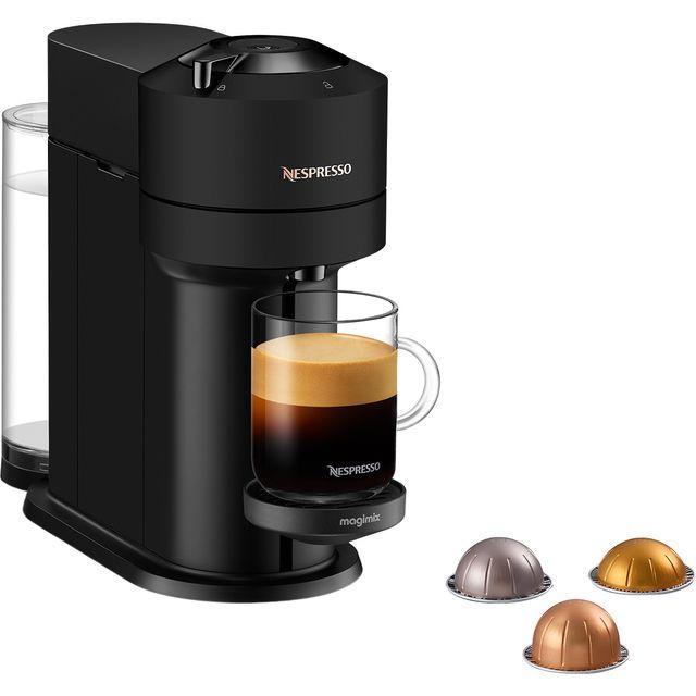 Nespresso by Magimix Vertuo Next 11719 Pod Coffee Machine - Black