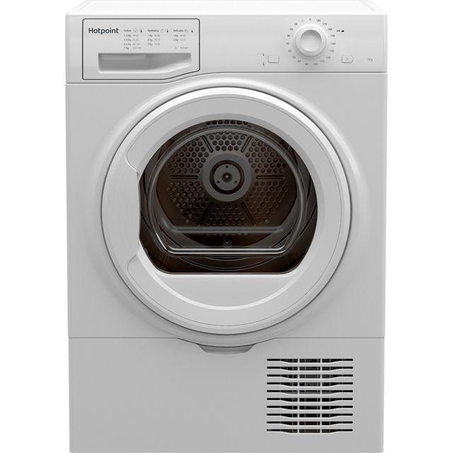 Hotpoint H2D71WUK Freestanding Condenser Tumble Dryer - White