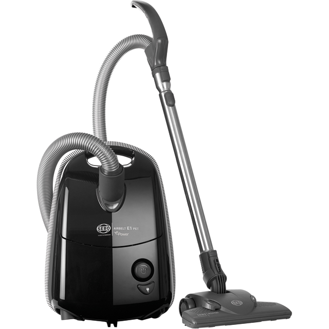 Sebo Airbelt K1 Pet ePower Cylinder Vacuum Cleaner - C Rated