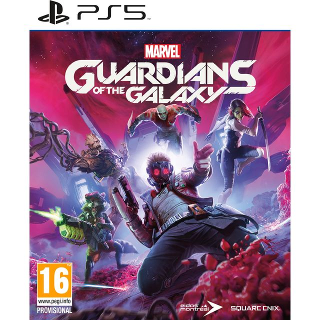 Basic Marvels Guardians Of The Galaxy for PlayStation 5