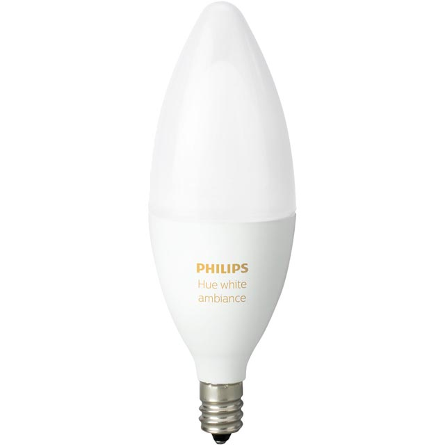 Philips Hue E14.929001301401 Philips Hue Smart Light Bulb Ao Com