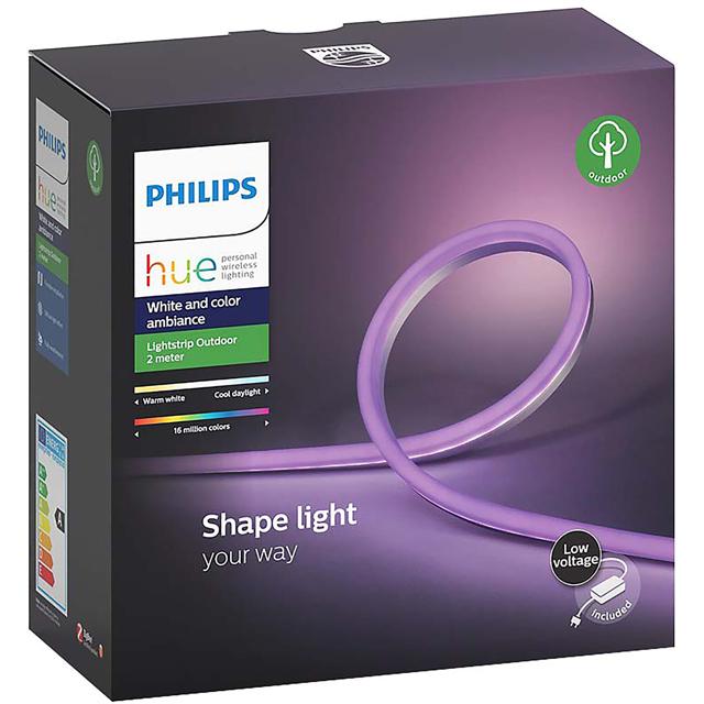 Philips Hue Smart Lighting with Program On and Off ao com