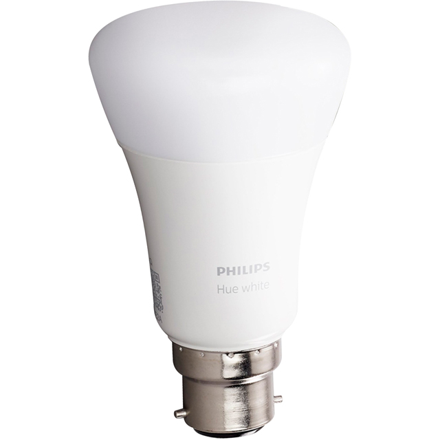 Philips Hue White B22 Bulb - A+ Rated