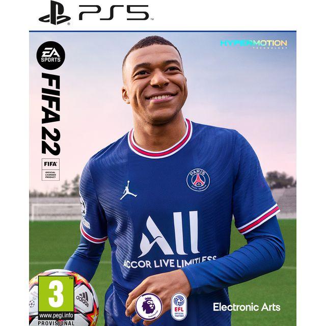Basic FIFA for PlayStation 5