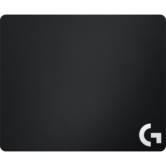 Logitech G240 Cloth Gaming Mouse Pad - Black - 943-000095 - 1