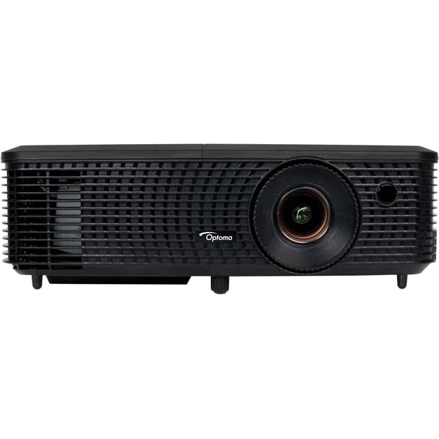 Optoma DS348 95.71P02GC1E Projector in Black