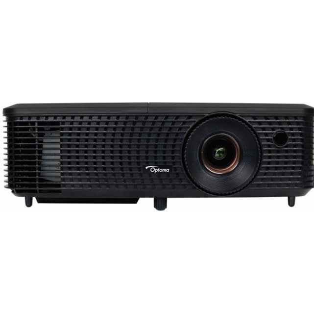 Optoma H183X Projector 720p HD Ready - Black