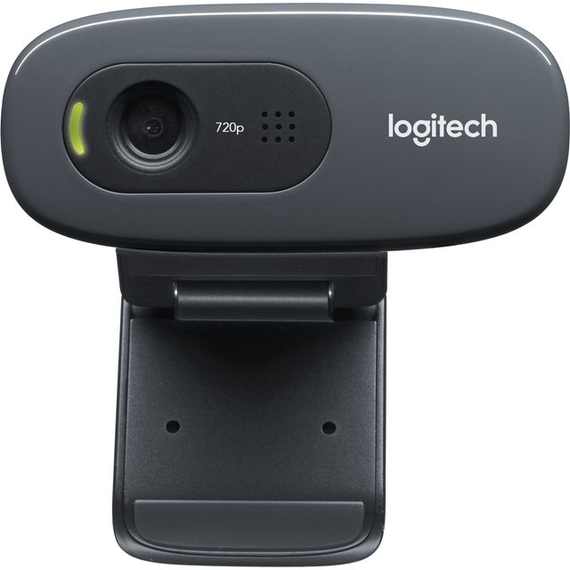 Logitech HD C270 960-001063 Webcam in Black