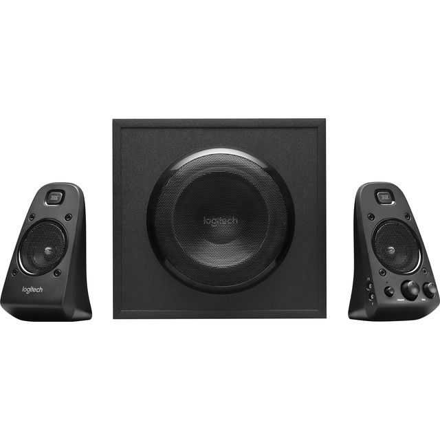 Logitech Z623 PC Speakers - Black