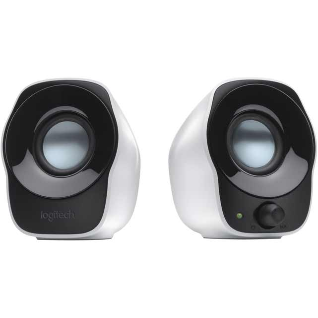 Logitech Z120 980-000513 Pc Speaker in Black