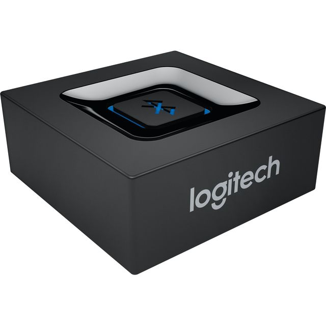 Logitech Bluetooth Audio Receiver - Black