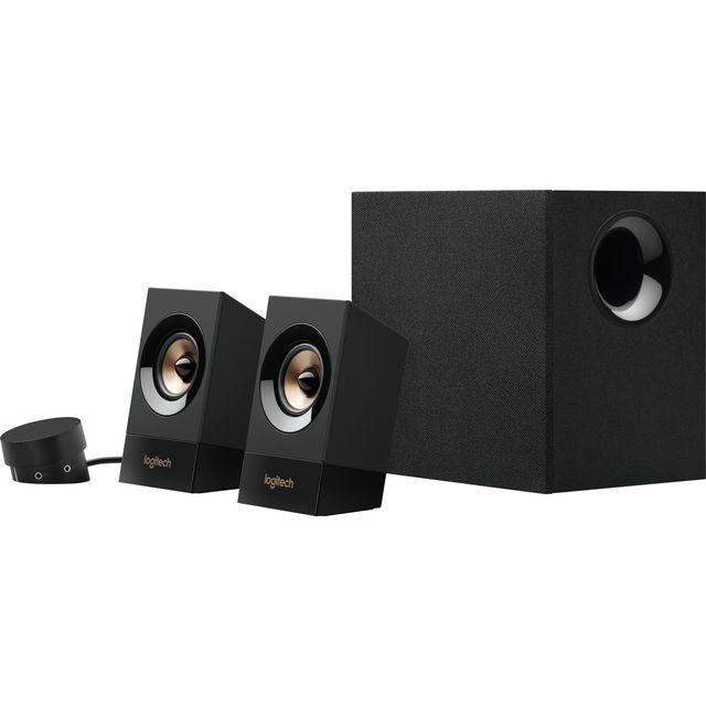 Logitech Z533 980-001055 Pc Speaker in Black