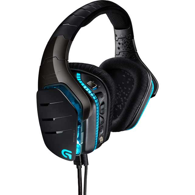 Logitech G633 Artemis Spectrum 981-000605 Headset in Black