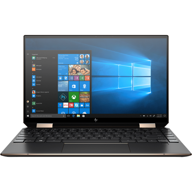 "HP Spectre x360 13-aw0057na 13.3"" 2-in-1 Laptop - Black"