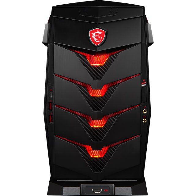MSI Aegis 3 Gaming Tower - Black - 9S6-B91811-066 - 1