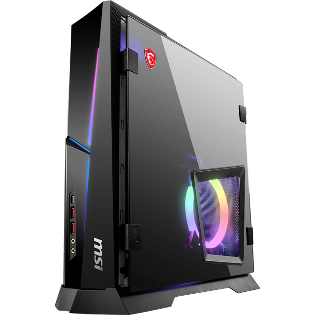 MSI Trident X Plus 9SE-050EU Gaming Tower - Black - 9S6-B92631-050 - 1