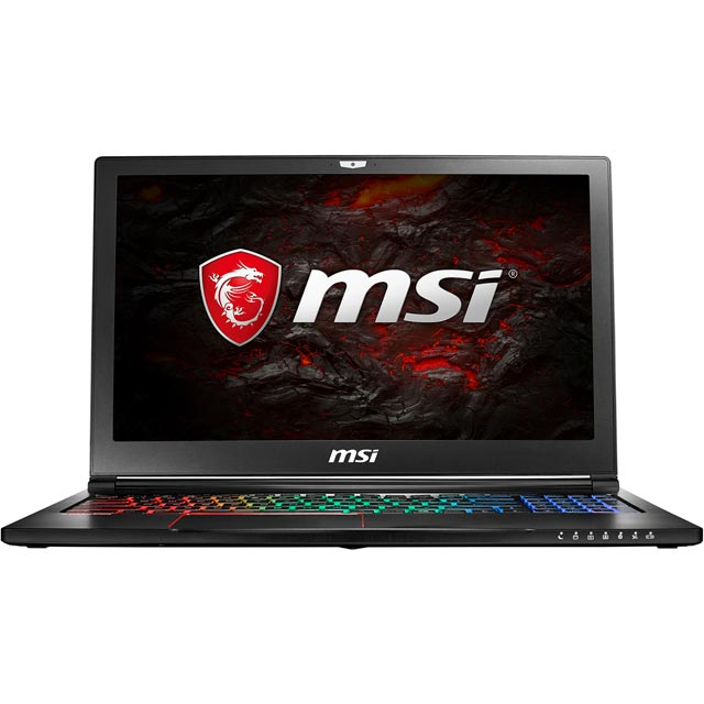 MSI GS63 7RD(Stealth)-091UK 15.6