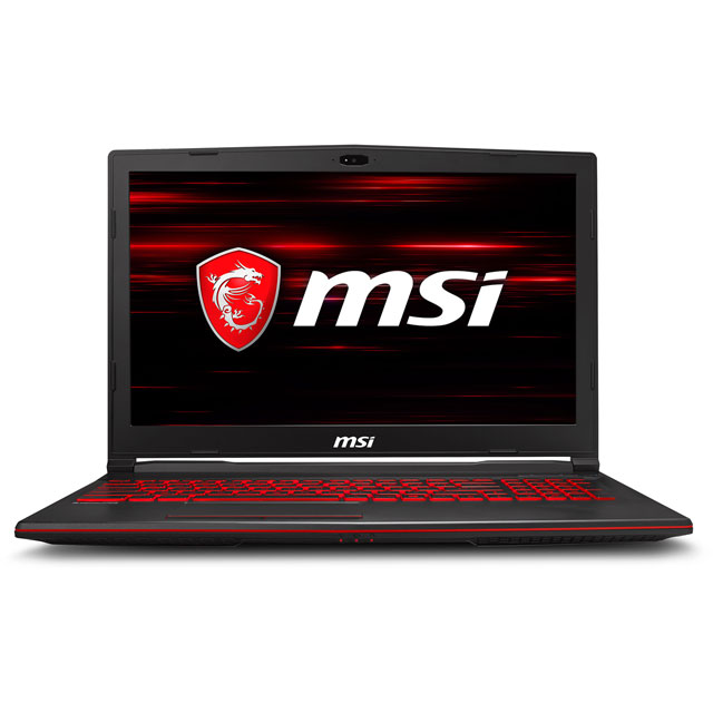 "MSI GP63 Leopard 8RE 15.6"" Gaming Laptop"