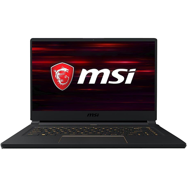 "MSI GS65 Stealth 9SF-492UK 15.6"" Gaming Laptop - Black - 9S7-16Q411-492 - 1"