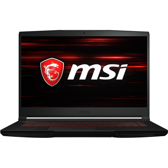 MSI GL63 9SD 15.6 Gaming Laptop - Black""