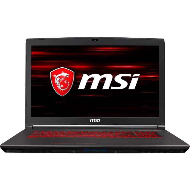 "MSI GV72 8RE-010UK 17.3"" Gaming Laptop - Black - 9S7-179E33-010 - 1"
