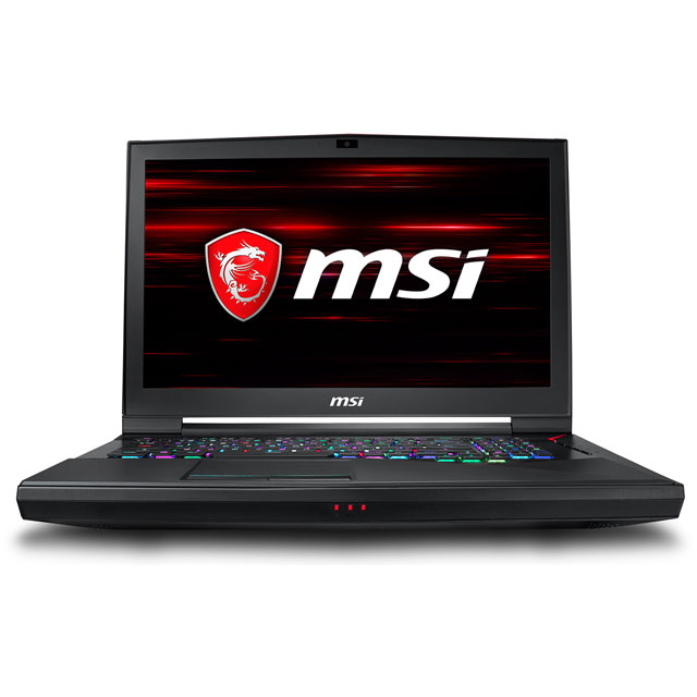"MSI 17.3"" Laptop NVidia GeForce GTX 1080 Intel® Core™ i7 1TB + 256GB Hard Disk Drive + Solid State Drive 32GB RAM"