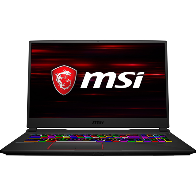"MSI GE75 Raider 8SF-074UK 17.3"" Gaming Laptop - Black - 9S7-17E212-074 - 1"