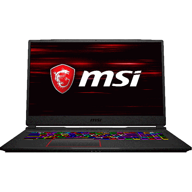 "MSI GE75 Raider 9SF-488UK 17.3"" Gaming Laptop - Black - 9S7-17E212-488 - 1"