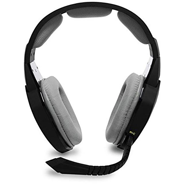 Stealth Hornet Gaming Headset - Black