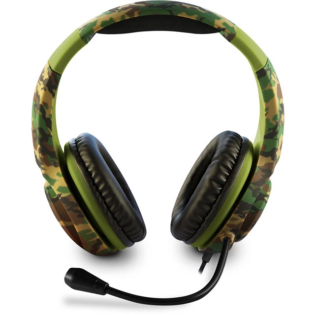 Compare prices for 4gamers ACAEACABP70941 Console Headset in Camouflage