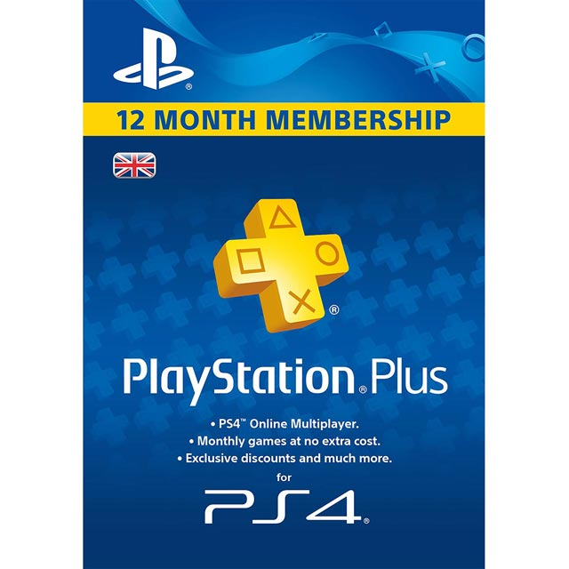 Sony PlayStation ACAEACSNY80774 Gaming Subscription