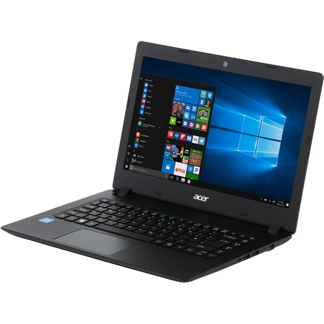 "Acer 14"" Laptop Intel® Pentium® 256GB Solid State Drive 4GB RAM"
