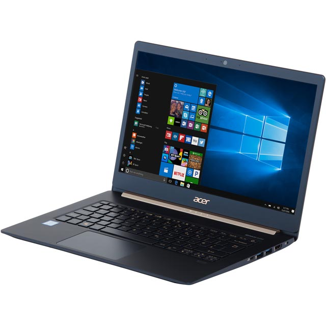 "Acer Swift 5 14"" Laptop - Blue - NX.GTMEK.003 - 1"