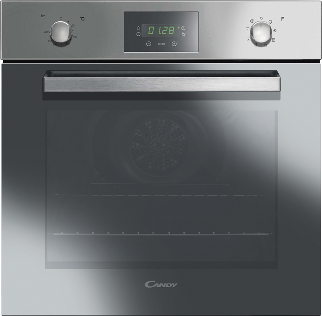 Candy ACOM609XM Integrated Single Oven in Stainless Steel