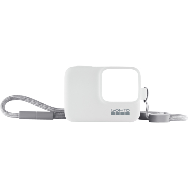 GoPro Sleeve and Lanyard ACSST-002 Camera Accessory in White