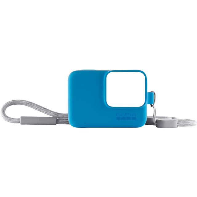 GoPro Sleeve and Lanyard ACSST-003 Camera Accessory in Blue