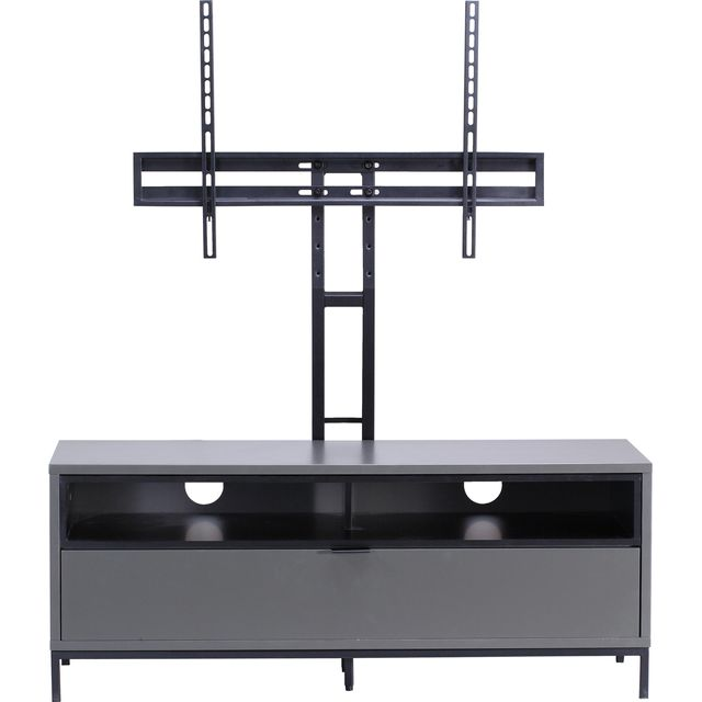 Image of Alphason Chaplin ADCH1135-CH 2 Shelf TV Stand - Black