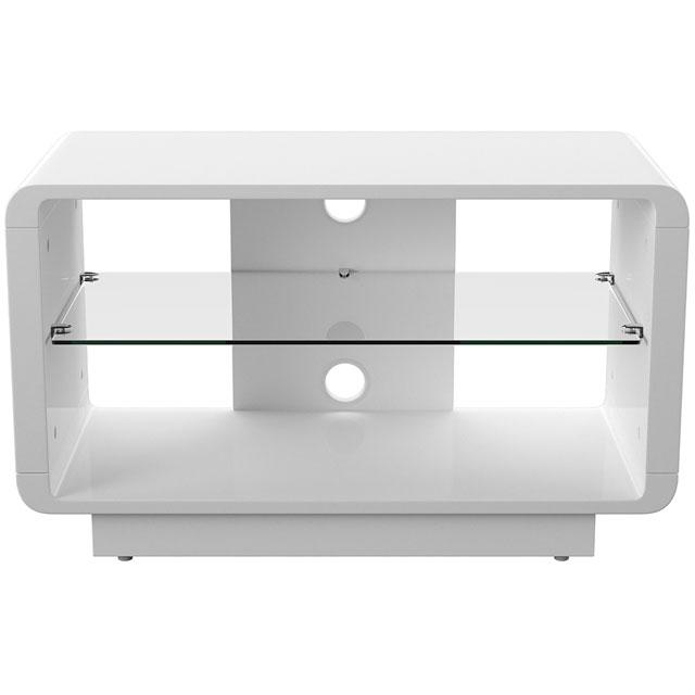 Alphason ADLU800-WHT Tv Stand in White