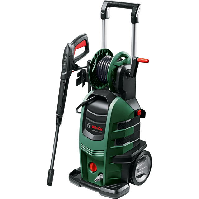 Bosch AdvancedAquatak150 Pressure Washer in Green