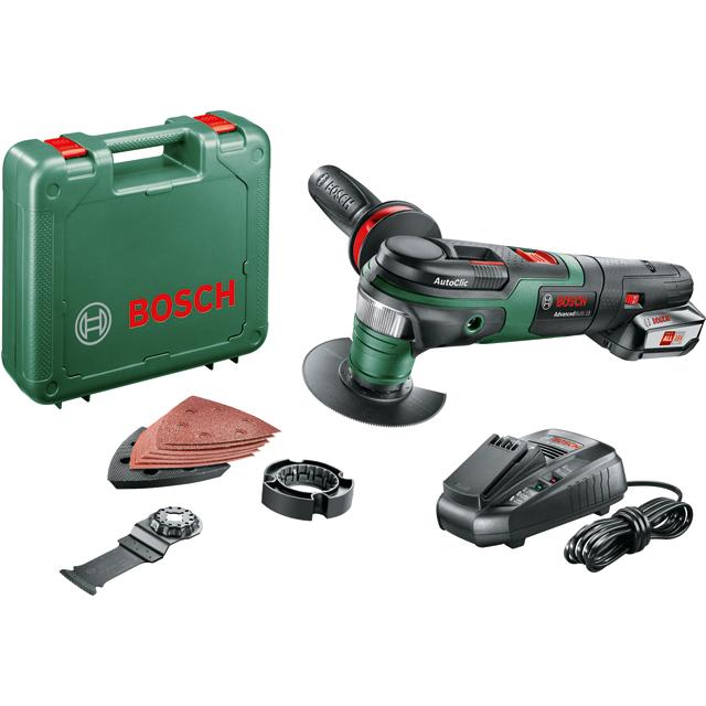 Bosch AdvancedMulti 18 Yes Multi Tool