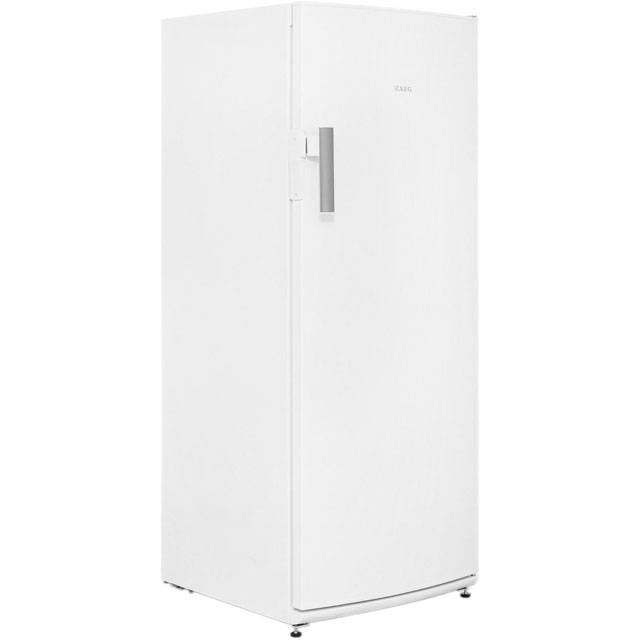 AEG Frost Free Upright Freezer - White - A++ Rated