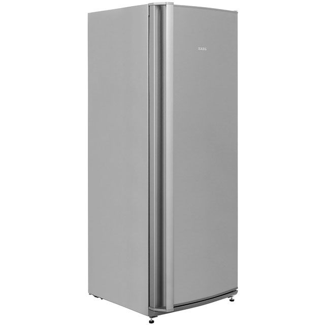 AEG AGB62226NX Frost Free Upright Freezer - Stainless Steel - A++ Rated