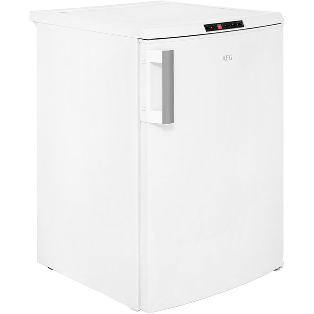 AEG ATB8101VNW Frost Free Under Counter Freezer - White - A+ Rated - ATB8101VNW_WH - 1