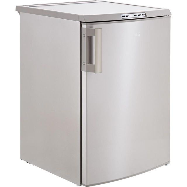 AEG ATB8101VNX Frost Free Under Counter Freezer - Stainless Steel - A+ Rated - ATB8101VNX_SS - 1