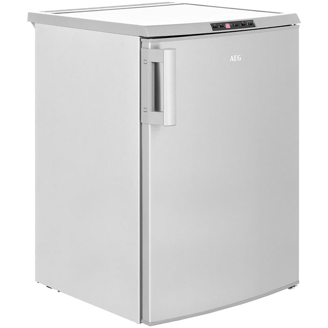 AEG ATB8112VAX Under Counter Freezer - Stainless Steel - A++ Rated - ATB8112VAX_SS - 1