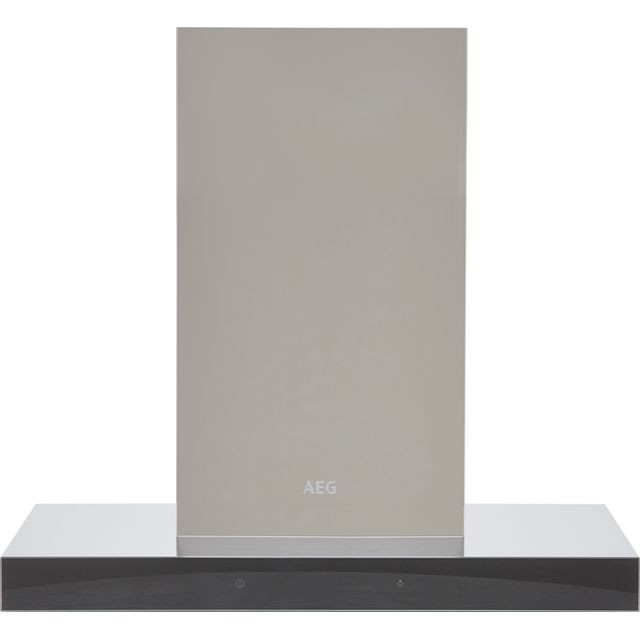 AEG DBE5761HG 70 cm Chimney Cooker Hood - Stainless Steel - A Rated