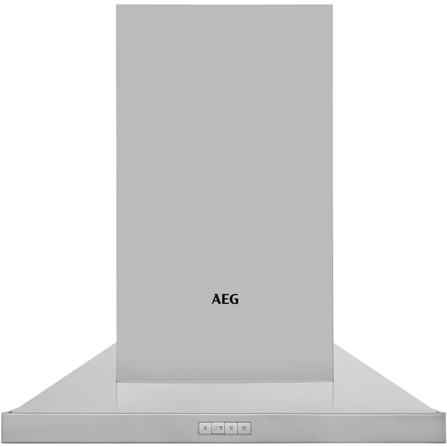 Image of AEG DKB3650M Integrated Cooker Hood in Stainless Steel